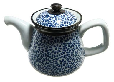 Tea and coffee accessories - Made in Japan ceramic teapots - SHIROTSUKI / AKAZUKI JAPON