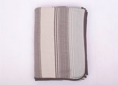 Bed linens - STRIPES BED LINEN - KANODIA GLOBAL (P) LTD