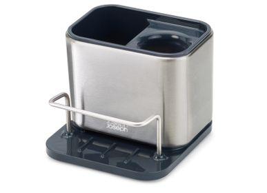 Kitchen Furniture - Surface Sink Storage PM - Stainless Steel - JOSEPH JOSEPH