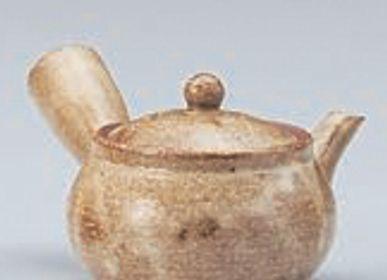 Tea and coffee accessories - Japanese Kyusu Teapots - SHIROTSUKI / AKAZUKI JAPON