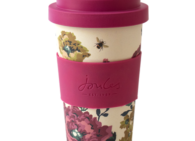 Office supplies - Eco Bamboo 400ml Travel Cup - PORTICO DESIGNS