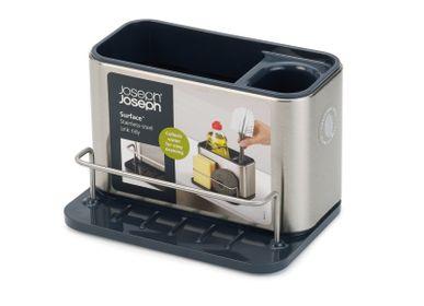 Kitchen Furniture - Surface Sink Storage GM - Stainless Steel - JOSEPH JOSEPH