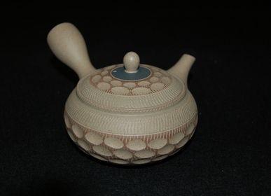Accessoires thé et café - Théières Kyusu japonaises - SHIROTSUKI / AKAZUKI JAPON