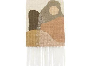 Contemporary - SUN #25 handwoven kilim wall hanging - TARTARUGA