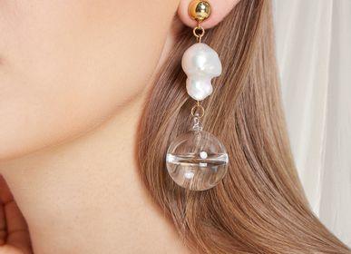 Jewelry - Ocean Queen Earrings Baroque pearl - LAJEWEL