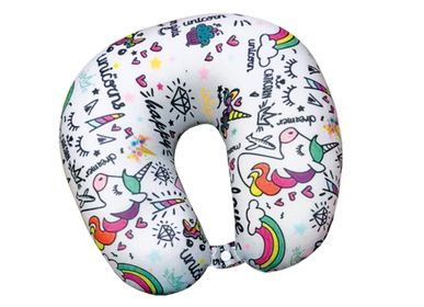 Bedding - Unicorn Travel Pillow - XL1308 - I-TOTAL