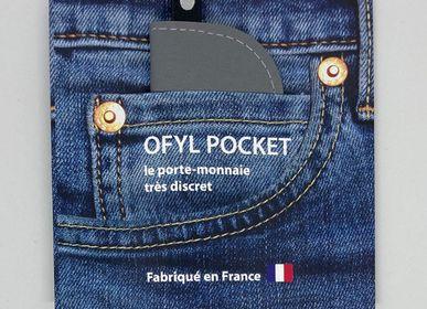 Petite maroquinerie - Porte-monnaie ultra compact et discret - OFYL