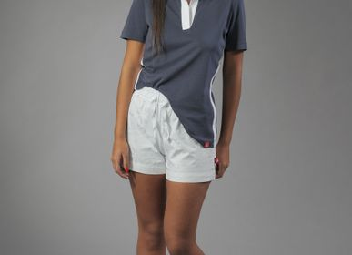 Homewear - Ensemble short et polo léger - MARIALMA