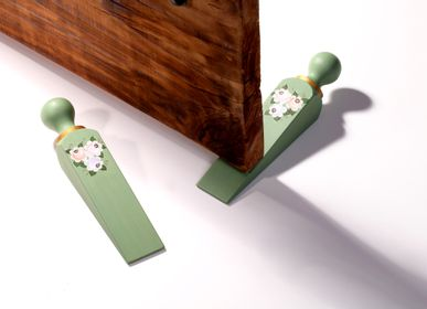 Design objects - Wooden Door Stopper - FURNITURE & PAINTING