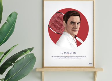 Layout - POSTER - THE MAESTRO - ASÅP CREATIVE STUDIO