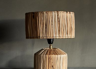 Table lamps - HANOI LAMP - ABIGAIL AHERN
