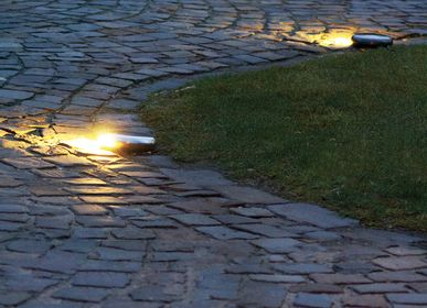 Outdoor floor lamps - Outdoor lighting Galed - AUTHENTAGE LIGHTING