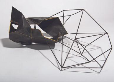 Unique pieces - Sculpture - CÉCILE GEIGER