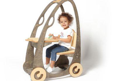 Mobilier bébé - STUDY EGG ART CART - BELSI