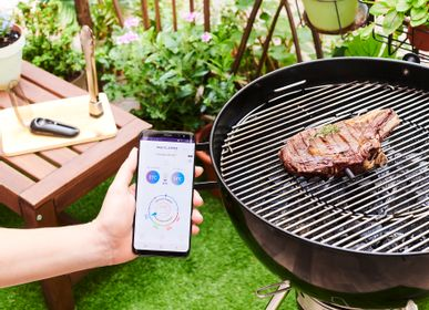 Kitchen utensils - MEAT IT PLUS - BLUETOOTH KITCHEN PROBE - MASTRAD