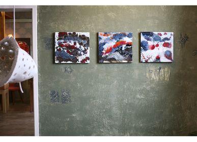 Décoration murale - Paysages dans l'esprit (1 module) - CLAUDIA BIEHNE
