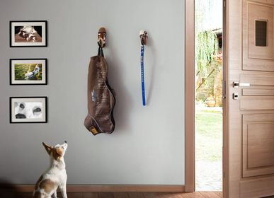 "Other wall decoration - Creative handmade hangers ""Pet"" - GILDE SCARTI E MESTIERI"