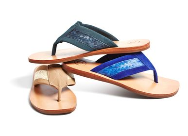 Shoes - Bamboo Slippers - TRIMODE . C