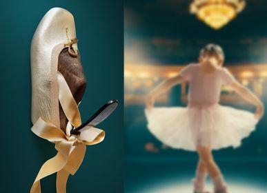 Armoires - Cintres créatifs faits à la main «Danza» - GILDE SCARTI E MESTIERI