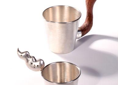 Couverts - Panier à thé argenté - YOUTH GALLERY