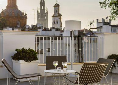 Fauteuils de jardin - MONACO Lounge Chair - ISIMAR