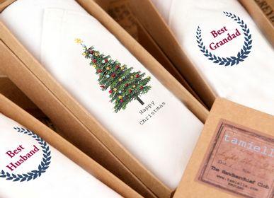 Scarves - Handkerchiefs for Men - box of one - TAMIELLE HANDKERCHIEFS