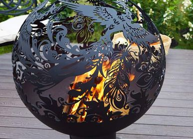 Outdoor fireplaces - Firebird / Fire pit orb - FIRECUP