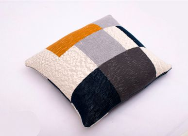 Cushions - BLOCKS CUSHION  - KANODIA GLOBAL (P) LTD
