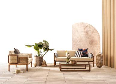 Lounge chairs - LOUNGE CHAIR DUAL - IL GIARDINO DI LEGNO