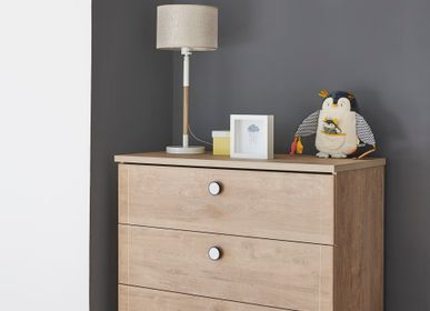 Children's bedrooms - 3 drawer chest MARCEL - GALIPETTE