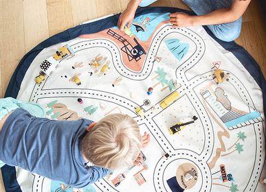 Decorative items - L.A. ROADMAP - Playmat/Toy Storage Bag - PLAY&GO