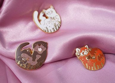 Apparel - Fairy Otter Pin - MALICIEUSE