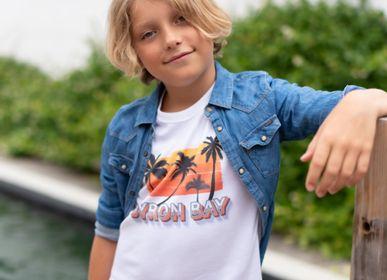Children's apparel - KIDS TSHIRT BYRON BAY - FABULOUS ISLAND LTD