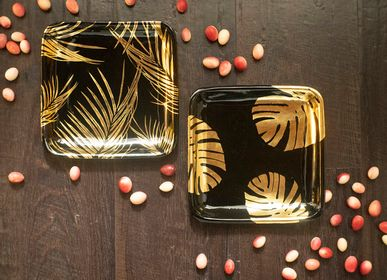 Assiettes au quotidien - BETELU: traditional lacquerware - SUMPHAT