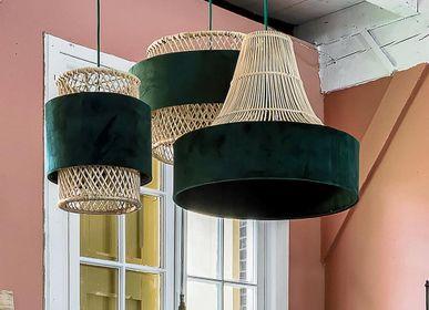 Pendant lamps - Suave lamp  - RAW MATERIALS
