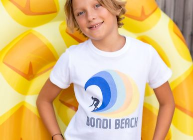 Mode enfantine - TSHIRT KIDS BONDI BEACH - FABULOUS ISLAND LTD