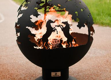 Outdoor fireplaces - Wild West / Fire pit orb - FIRECUP