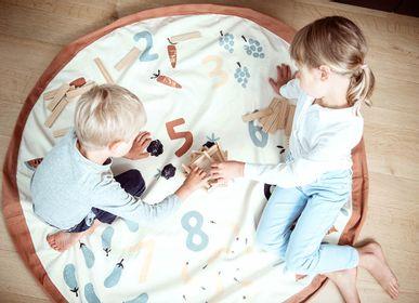 Decorative items - VEGGIE NUMBERS - Playmat/Toy Storage Bag - PLAY&GO