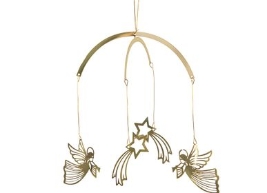 Christmas decoration - MOBILE FLYING ANGEL AND STARS - PLUTO PRODUKTER