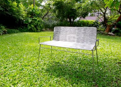Benches - Garden Boy Bench (outdoor bench) - ANGO