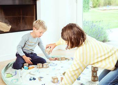 Decorative items - Animal Alphabet - Playmat/Toy Storage Bag - PLAY&GO