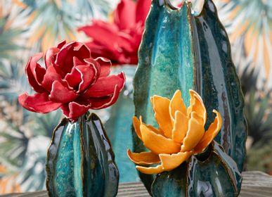 Objets de décoration - Vases Soliflors Cactus - KORB