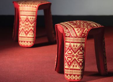 Stools - SITSAAD: papyrus weaving - SUMPHAT