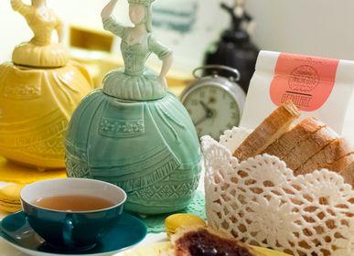 Objets design - Ceramic - Varina and the 5 o'clock tea - LABORATÓRIO D'ESTÓRIAS