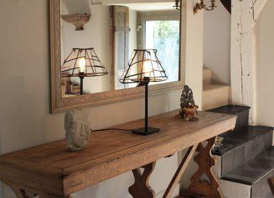 "Table lamps - ""Crinoline"" Lamp - MERCI LOUIS"