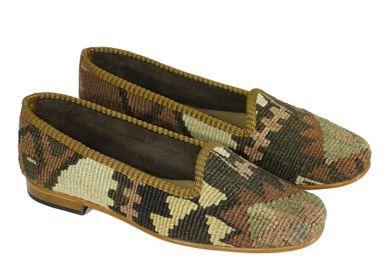 Chaussures - CHAUSSURES KILIM, CHAUSSURES SUMAK, CHAUSSURES DE MOQUETTE - KILIMARTS