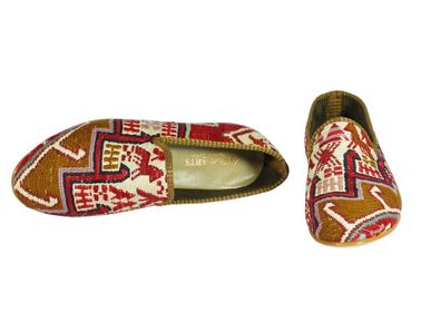 Shoes - KILIM SHOES, SUMAK SHOES, CARPET SHOES - KILIMARTS