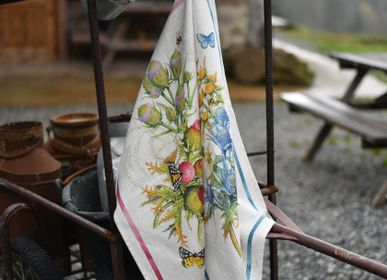 Aprons - Kitchen towels - TESSITURA TOSCANA TELERIE