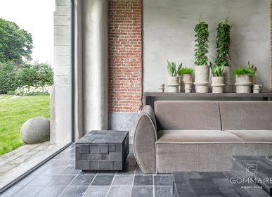 sofas - Sofa Ferre 3-seater/1-seater - GOMMAIRE (G. CLEYBERGH)