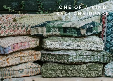 Outdoor fabrics - Sari Chair pads - QUOTE COPENHAGEN